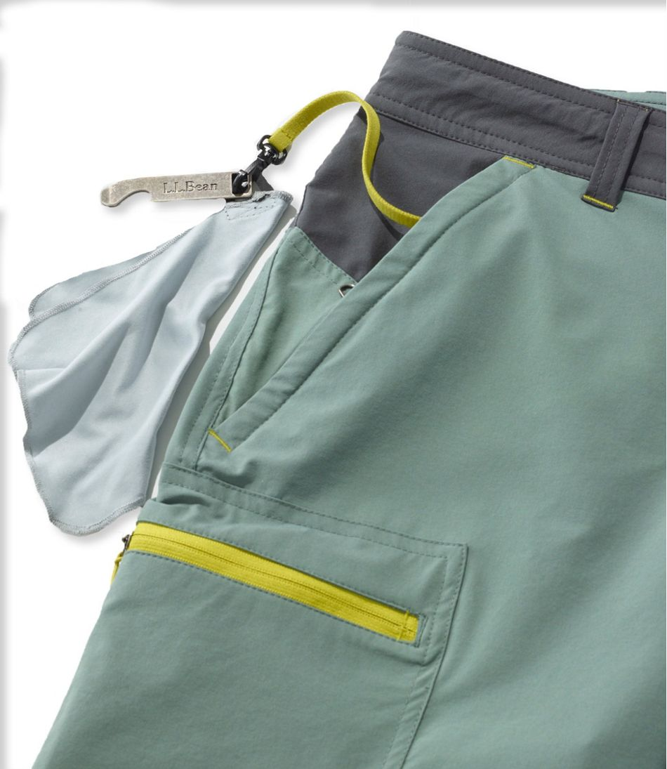 Men's Rangeley Paddling Shorts, Colorblock