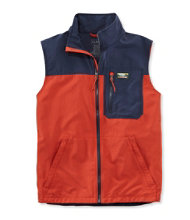 Traverse Camp Vest Color Block Men's Regular
