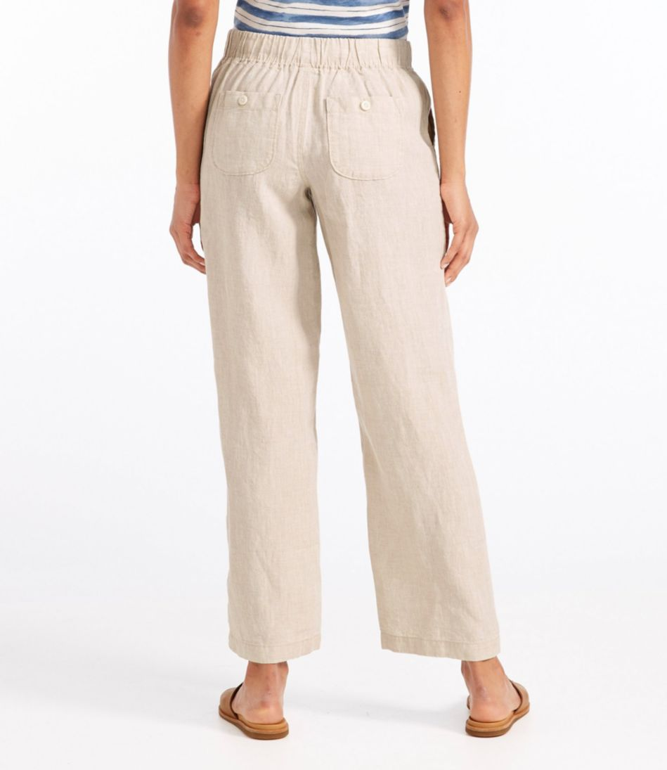 Premium Washable Linen Pants
