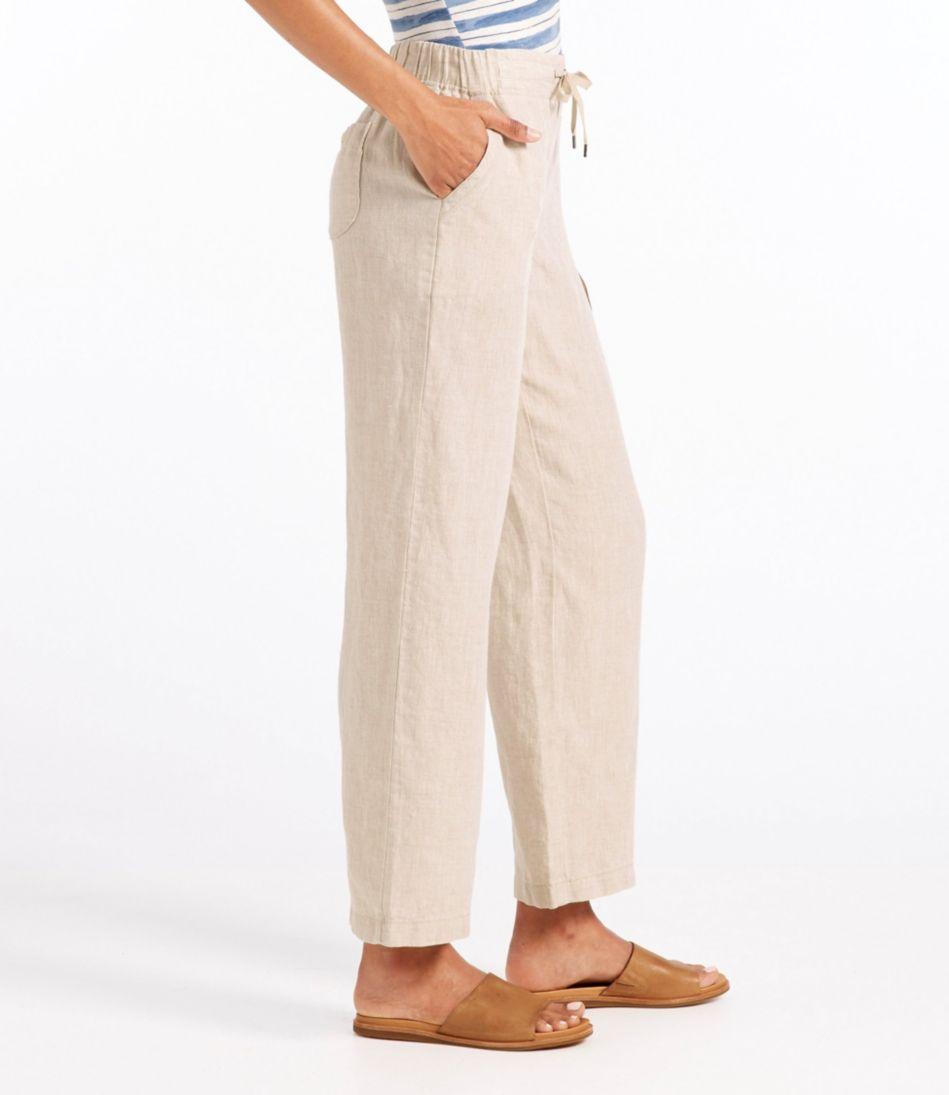 Premium Washable Linen Pants