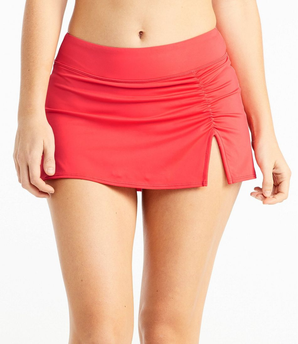 48fb1b23dc04b Women's L.L.Bean Mix-N-Match Swim Collection, Low-Rise Skort