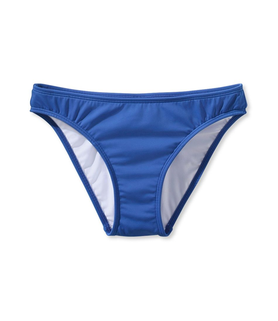 L.L.Bean Mix-and-Match Swim Collection, Mid-Rise Brief