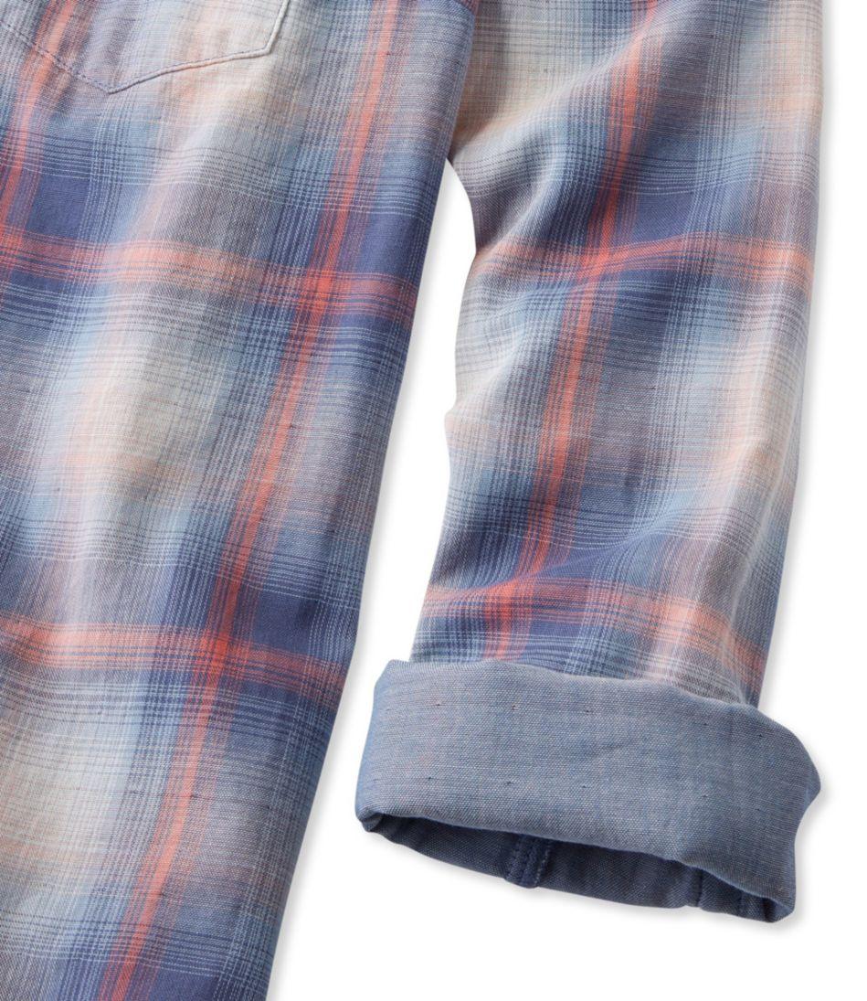Double-Cloth Shirt, Plaid
