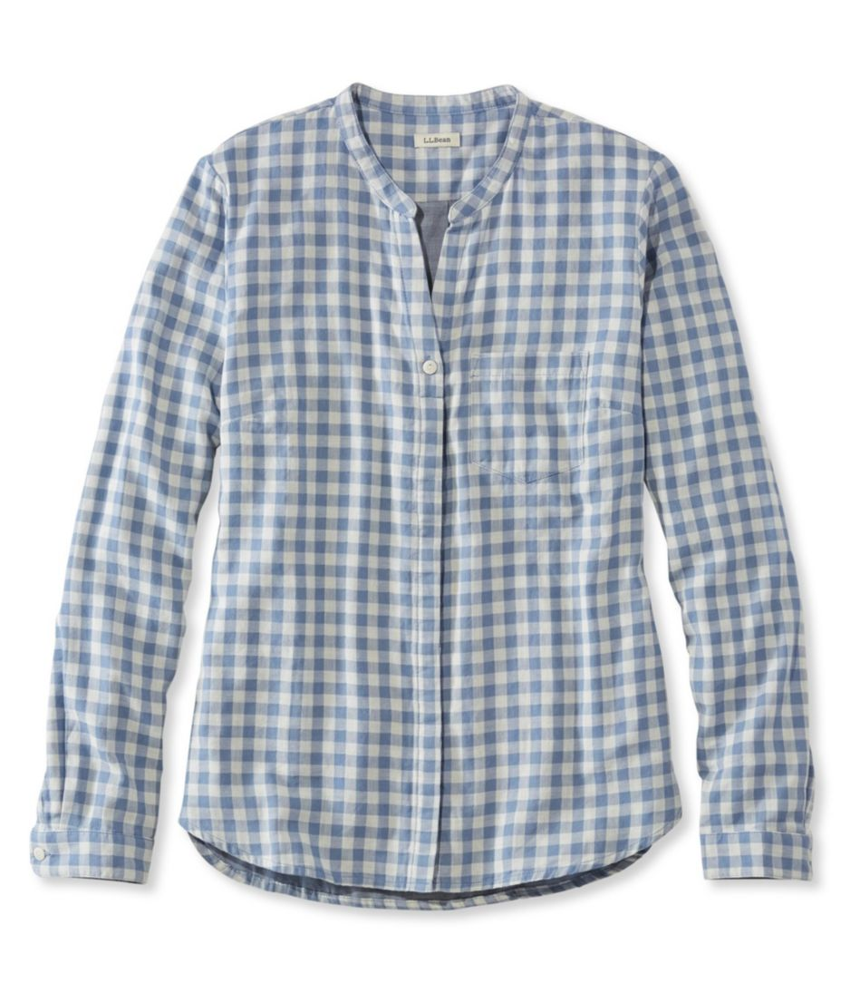 Double-Cloth Shirt, Gingham