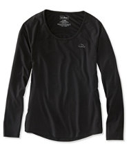 Essential Performance Crew, Long-Sleeve