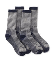 Men's Cresta No Fly Zone Hiking Socks, Lightweight Two-Pack