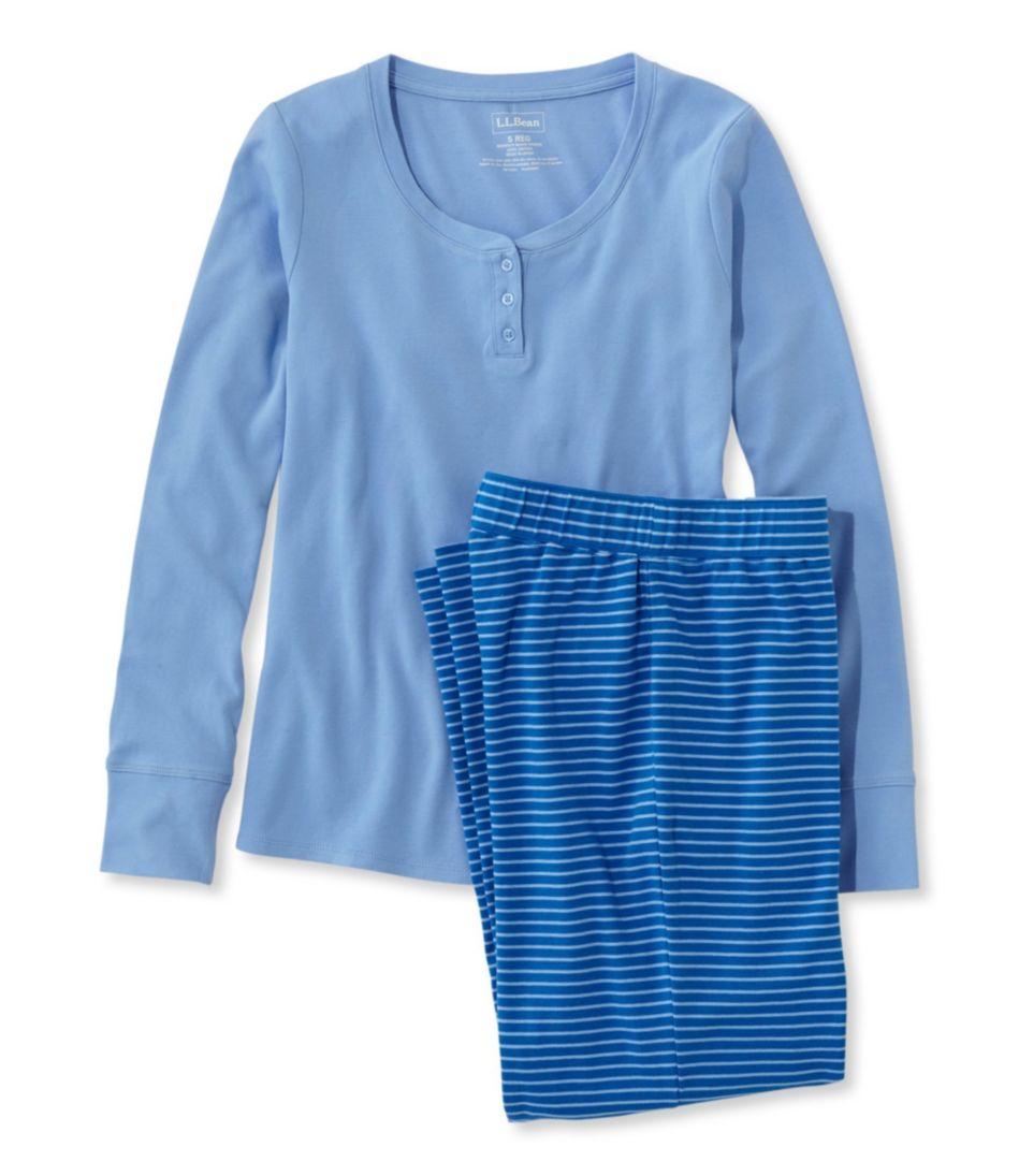 Women's Ultrasoft Pajama Set, Long-Sleeve Stripe