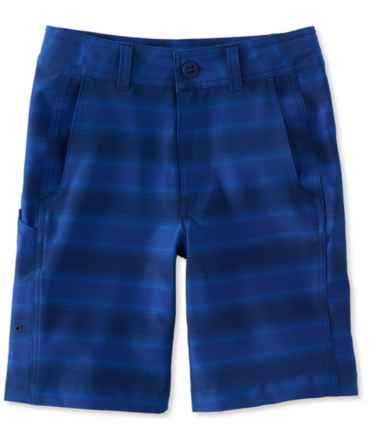 Boys' Land-to-Sea Shorts, Stripe