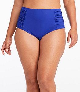 Women's Slimming Swimwear, High-Waist Brief