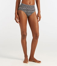 Women's BeanSport Swimwear, Bottom Print