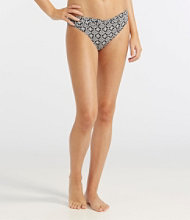 L.L.Bean Mix-and-Match Swim Collection, Low-Rise Brief Print