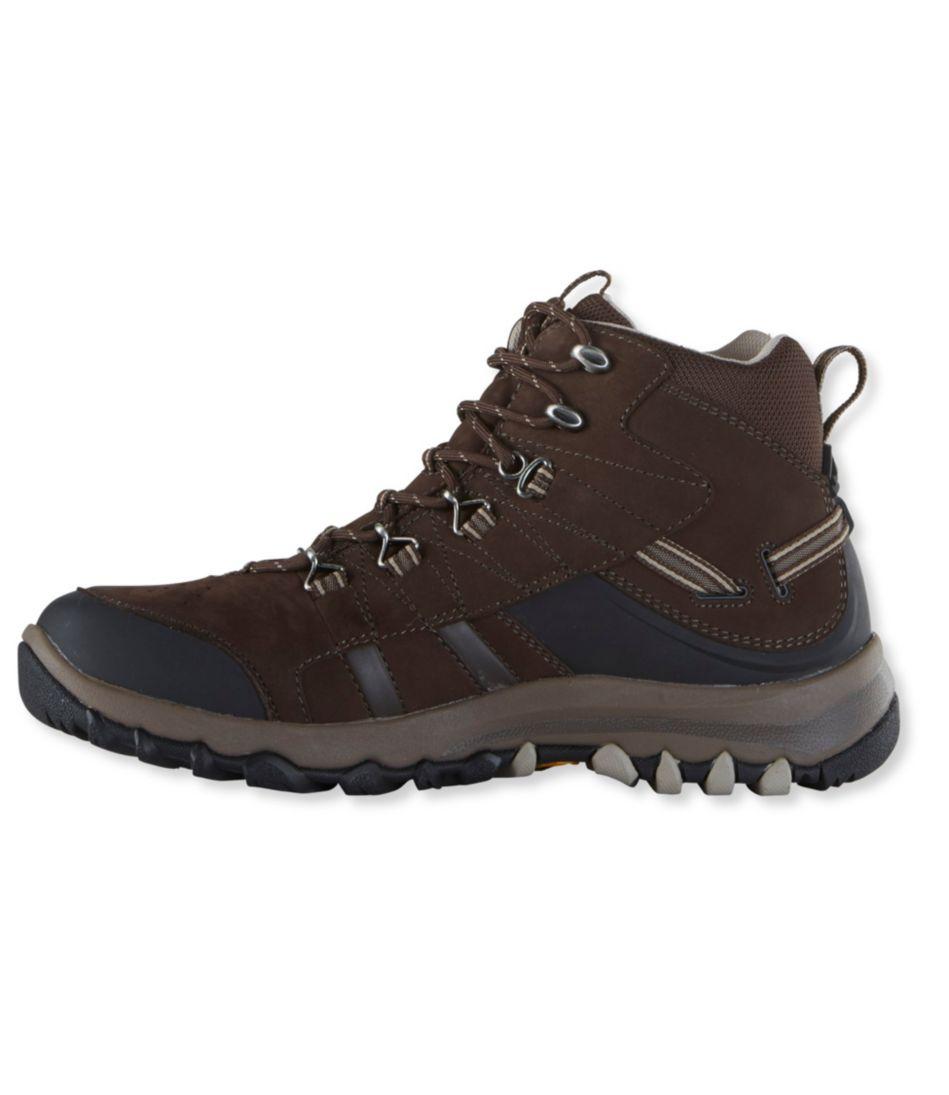 Men's Rugged Ridge Waterproof Hiking Boots, Mid