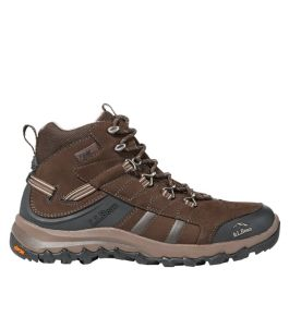 Men's Rugged Ridge Waterproof Hiking Boots, Mid