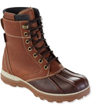 Men's Bar Harbor Waterproof Boots, Insulated