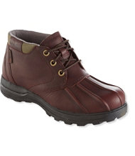 Men's Bar Harbor Waterproof Shoes, Insulated