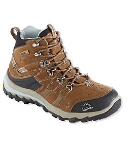 Rugged Ridge Waterproof Hiking Boots, Mid