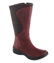 North Haven Boots, Wool/Leather Tall