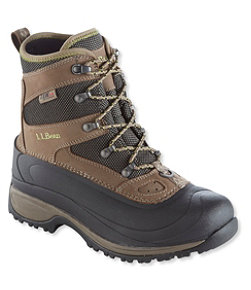 Waterproof Wildcat Boots, Insulated Lace-Up