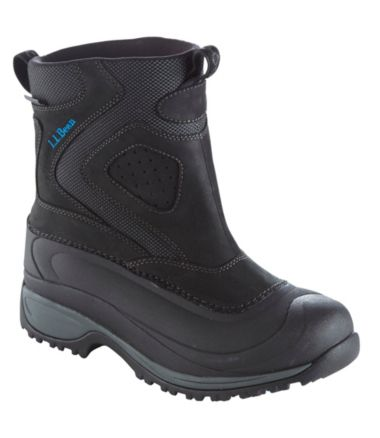 Women's Waterproof Wildcat Boots, Insulated Pull-On
