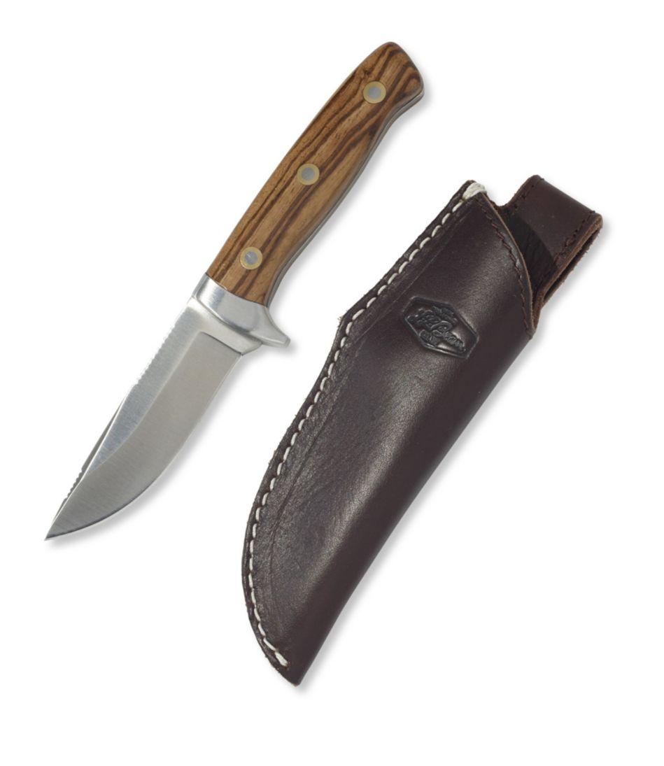 Allagash Fixed-Blade Hunting Knife