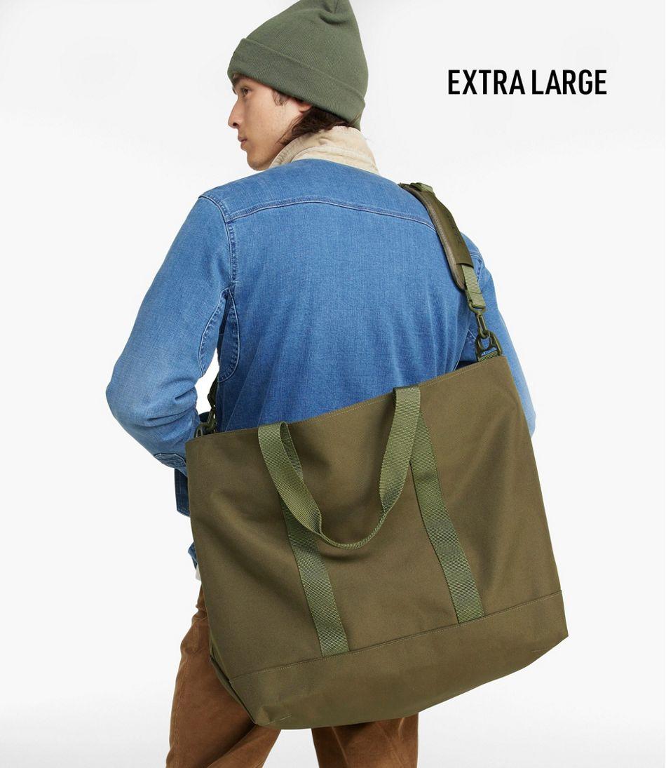 Hunter's Tote Bag, Zip-Top with Shoulder Strap