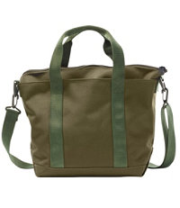 Hunter's Tote Bag, Zip-Top with Strap