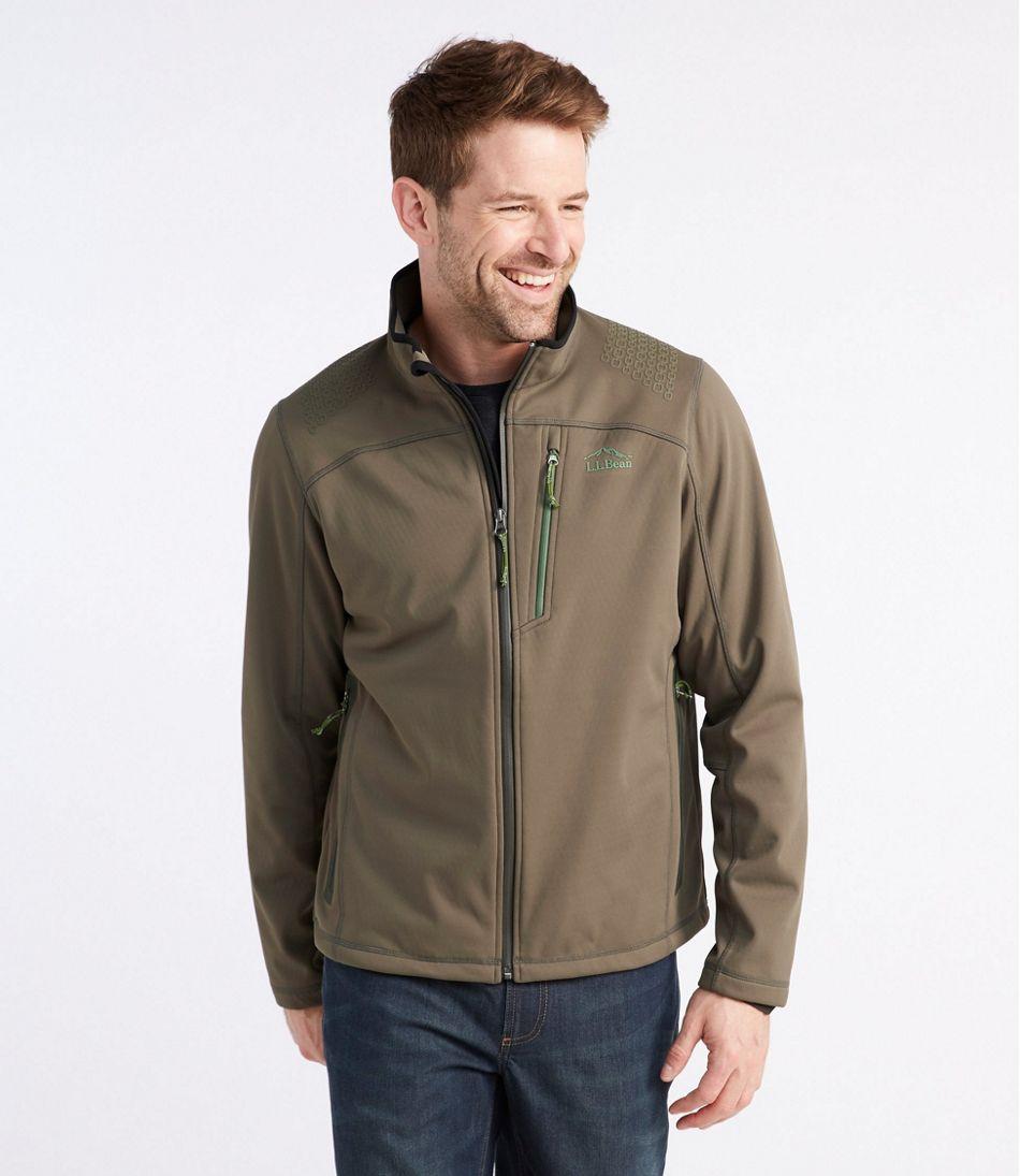 Men's Ridge Runner Soft-Shell Hunting Jacket