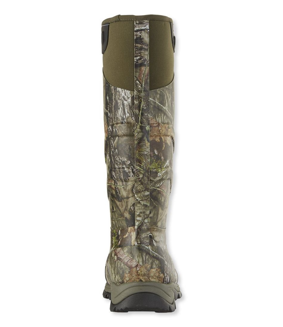 d89c517aafe Men's Ridge Runner Rubber Camo Hunting Boots