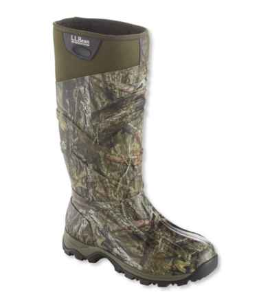 Men's Ridge Runner Rubber Camo Hunting Boots