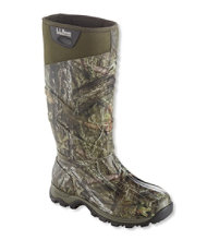 Ridge Runner Rubber Camo Hunting Boots