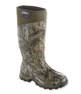 Men's Ridge Runner Rubber Camo Hunting Boots