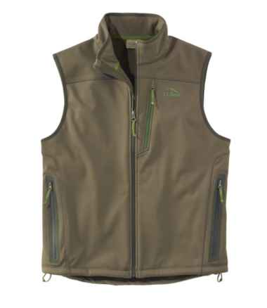 Ridge Runner Soft-Shell Vest, Regular