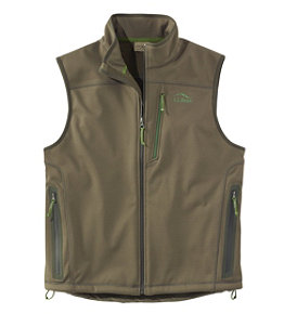 Men's Ridge Runner Soft-Shell Vest, Regular