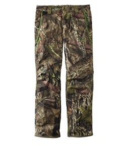 Men's Ridge Runner Storm Hunting Pants, Camo