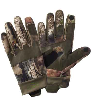 Men's Ridge Runner Technical Hunting Gloves