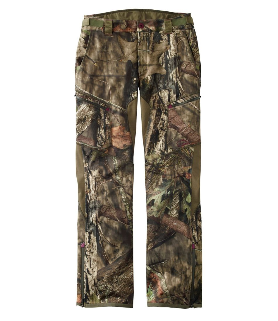Women's Ridge Runner Soft-Shell Hunting Pants, Camo