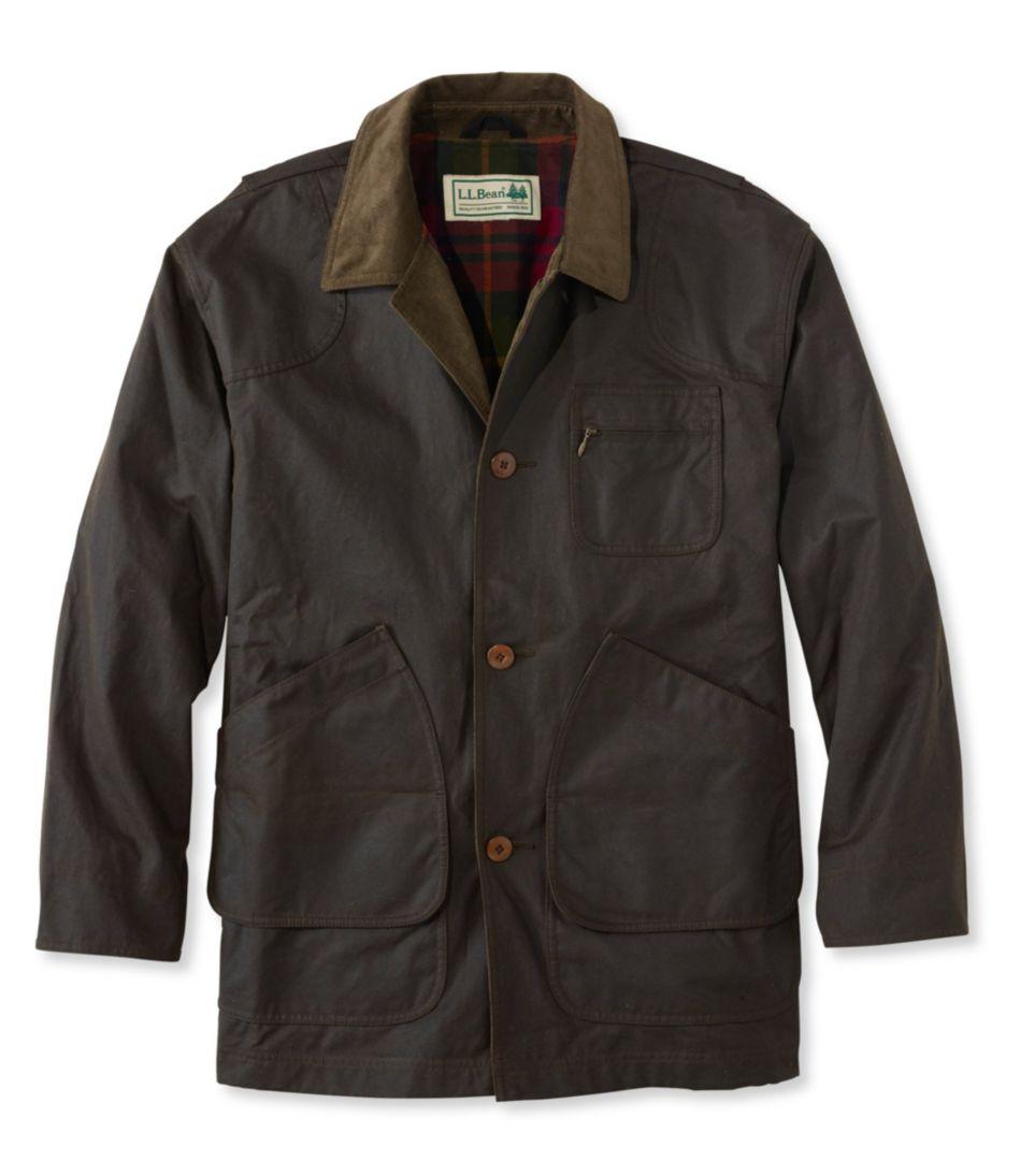 Original Field Coat, Waxed Cotton