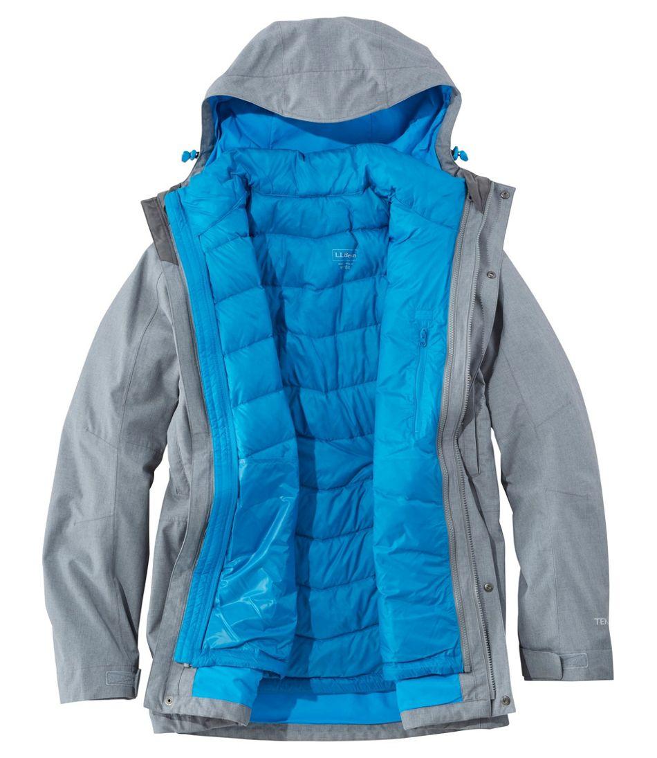 Down Sweater 3-in-1 Jacket
