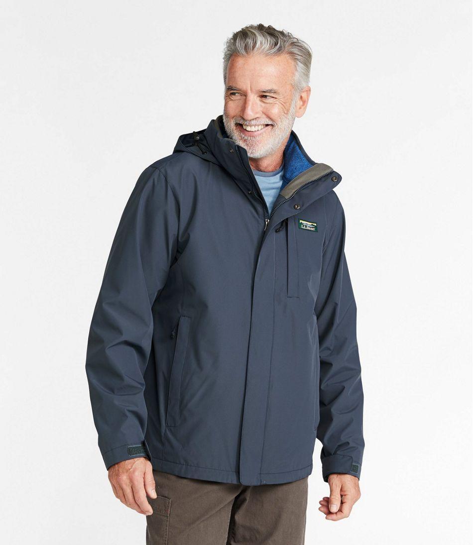 ... L.L.Bean Sweater Fleece 3-in-1 Jacket ... 008562411