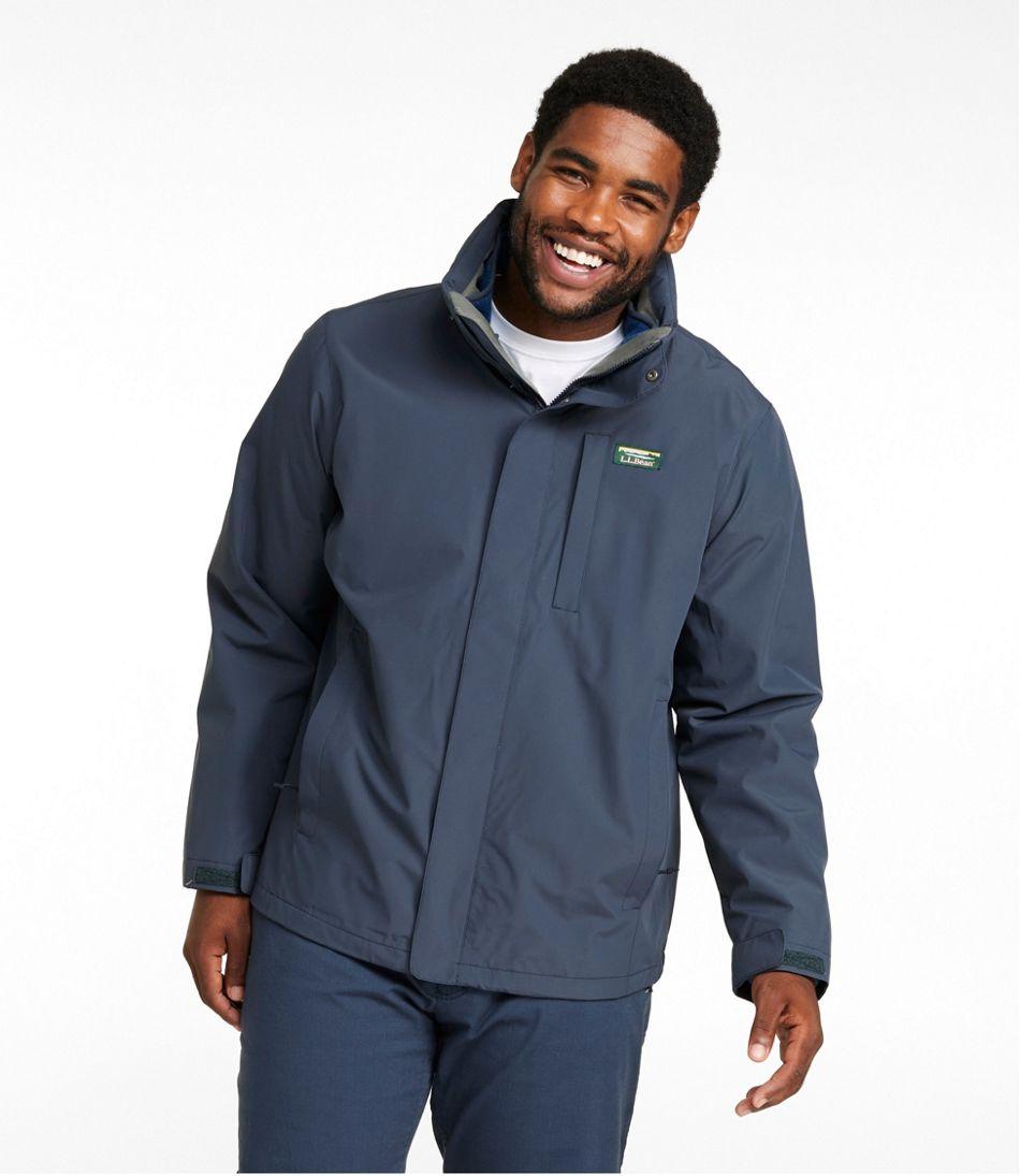 Men's L.L.Bean Sweater Fleece 3-in-1 Jacket