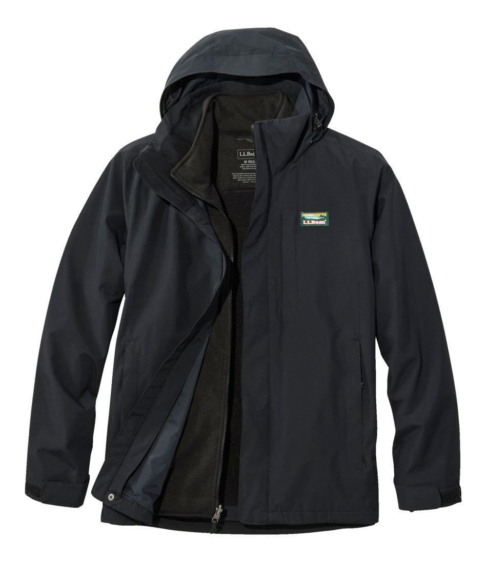 2600a5c7add Men s L.L.Bean Sweater Fleece 3-in-1 Jacket