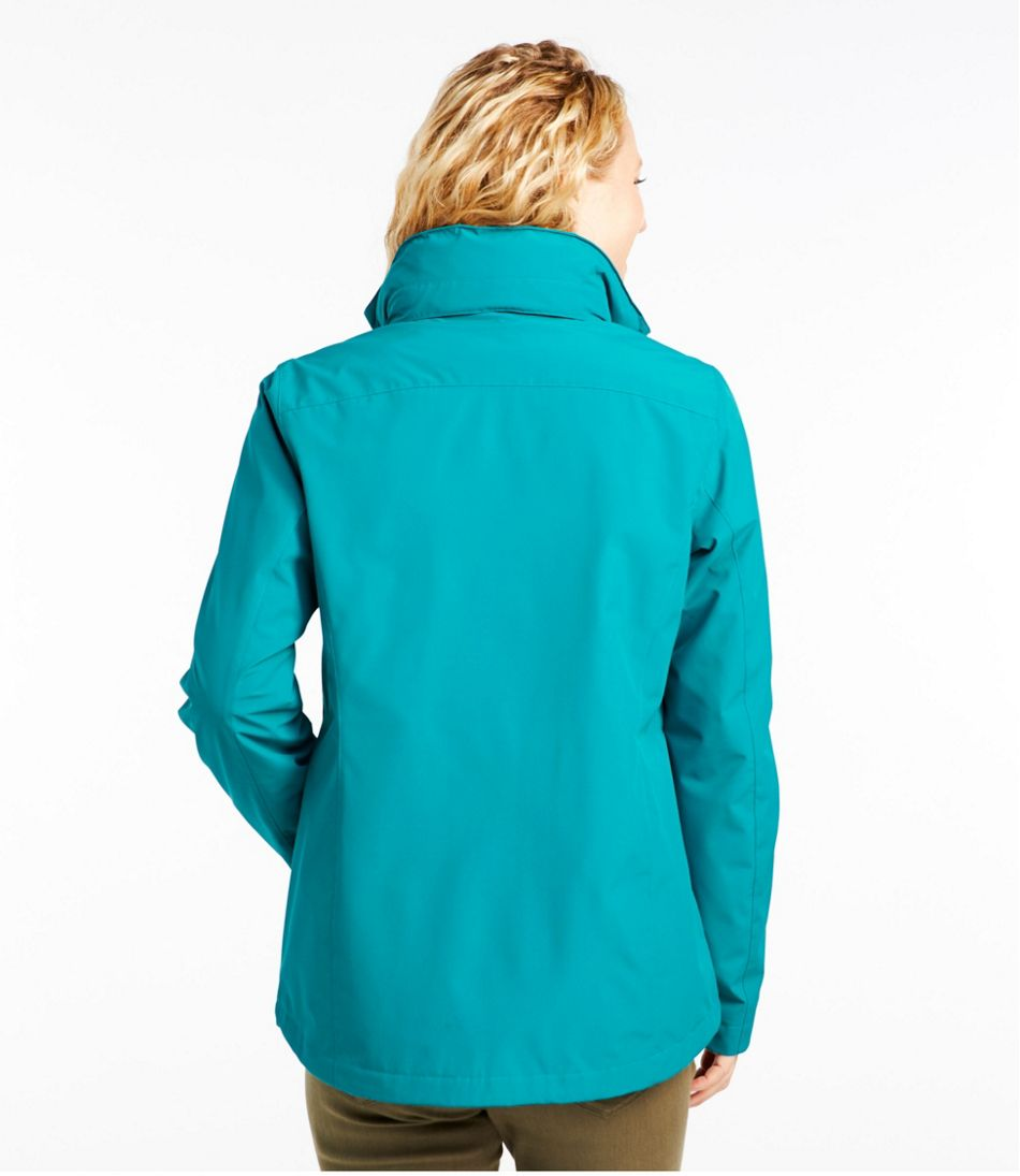 Women's L.L.Bean Sweater Fleece 3-in-1 Jacket