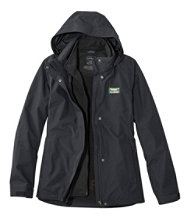 L.L.Bean Sweater Fleece 3-in-1 Jacket