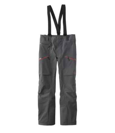 Men's L.L.Bean North Col Gore-Tex Pro Pants