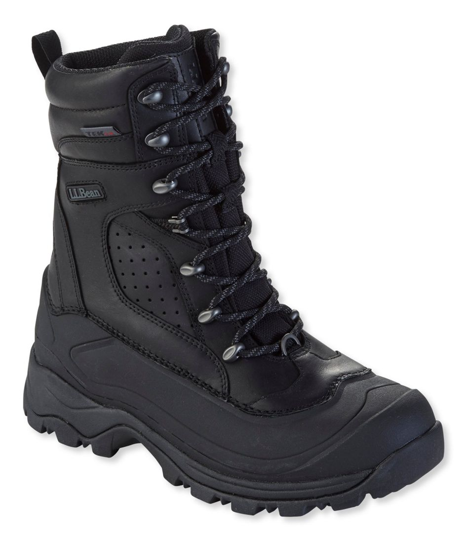 Mens Insulated Boots