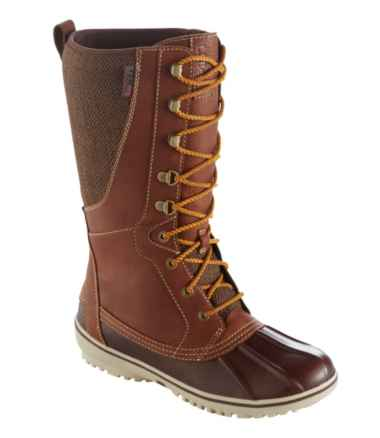 Bar Harbor Boots, Tall