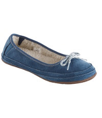 Women's Hearthside Slippers, Ballet