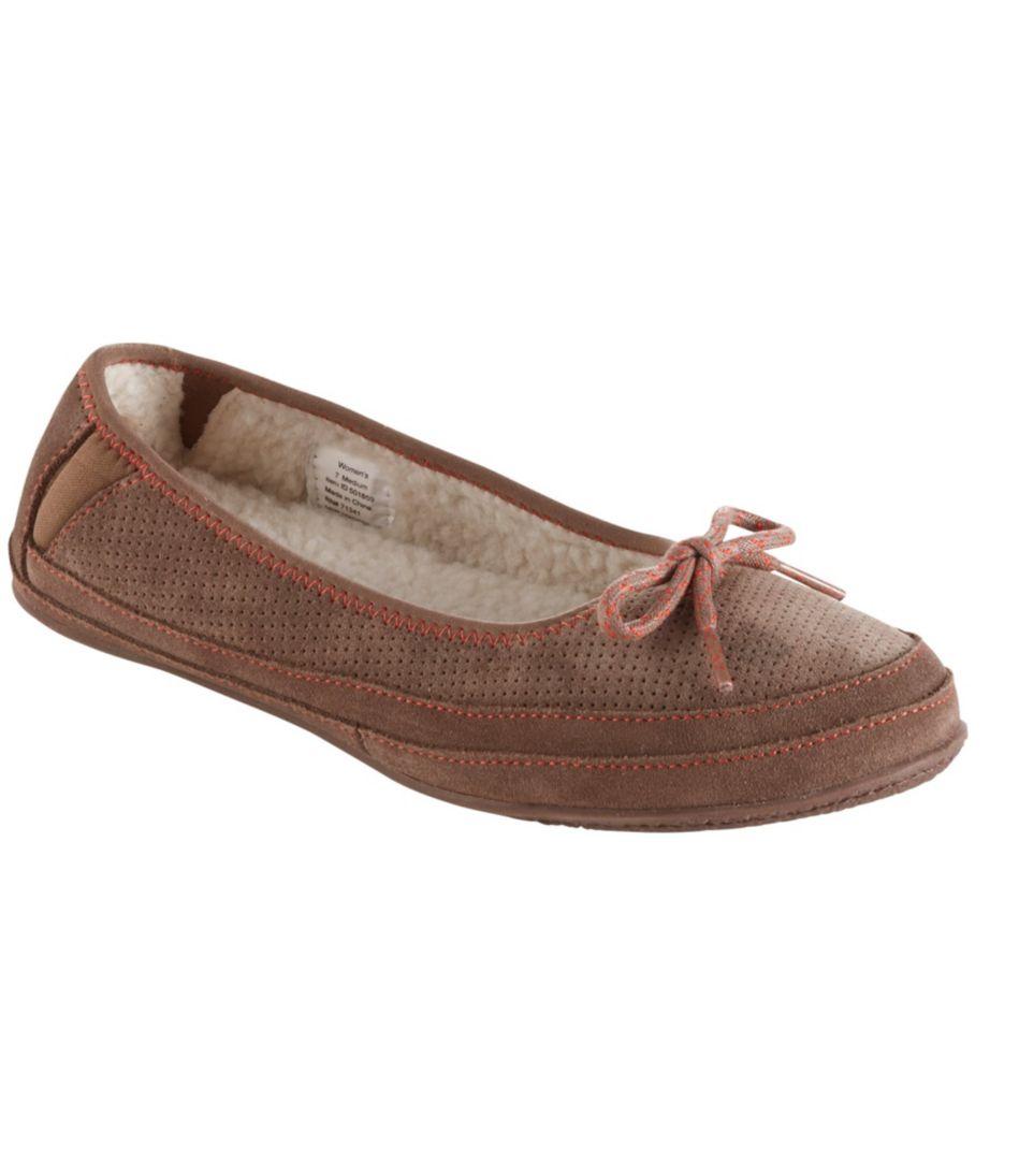 Hearthside Slippers, Ballet