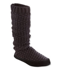 Women's L.L.Bean Slipper Socks, Tall Knit