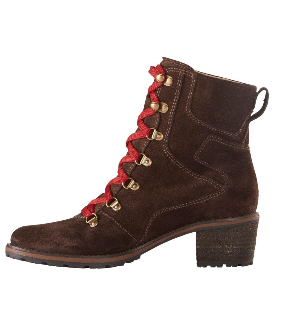 Women's Deerfield Alpine Boots, Lace-Up Mid
